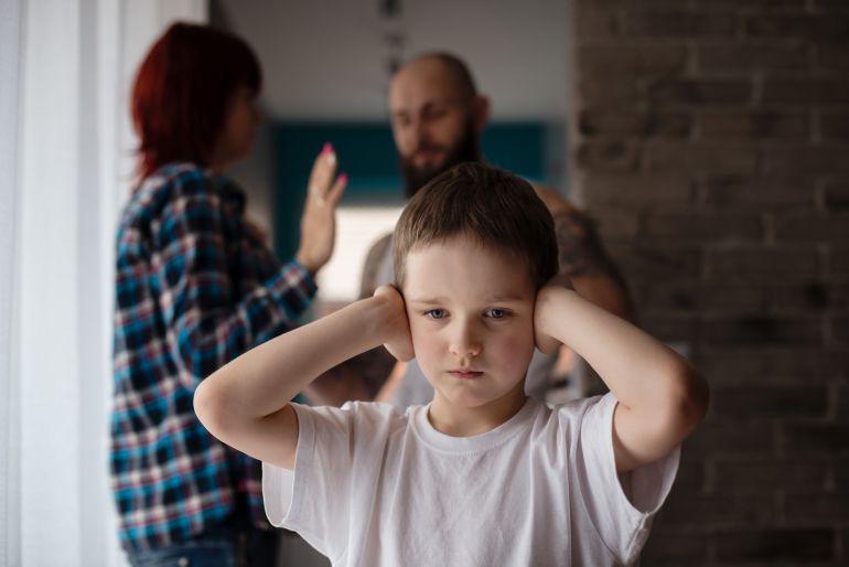 como superar una ruptura matrimonial con hijos