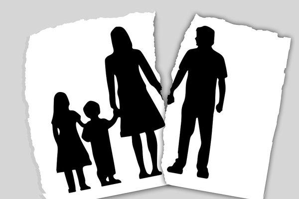 como afrontar una separacion cuando hay hijos pequeños